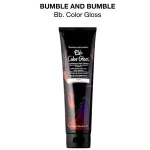 BUMBLE AND BUMBLE Bb. Color Gloss Clear